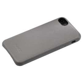 Handcrafted Genuine Leather Case for Apple iPhone 7, Grey