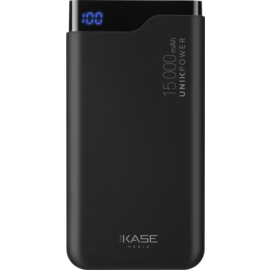 Universal PowerHouse external battery 2.0 15000mAh, Black