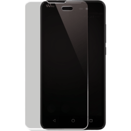 Case Tempered Glass Screen Protector for Wiko Lenny2, Transparent