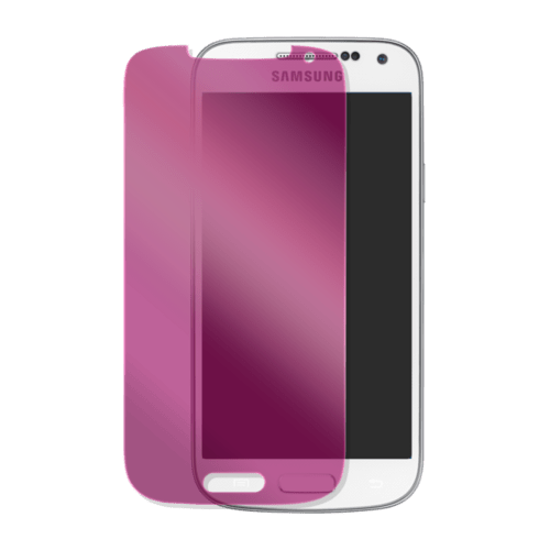 Case Privacy Screen protector for Samsung Galaxy S III, Pink