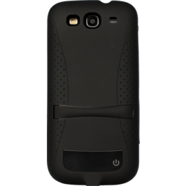 Case Power case external battery 2400mAh for Samsung Galaxy S3, Black