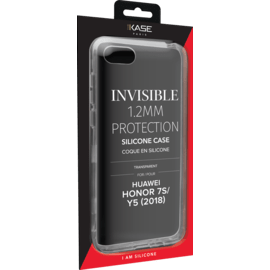 Invisible Slim Case for Huawei Honor 7S/ Y5 (2018) 1.2mm, Transparent