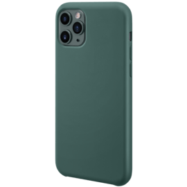 Soft Gel Silicone Case for Apple iPhone 11 Pro, Moss Green