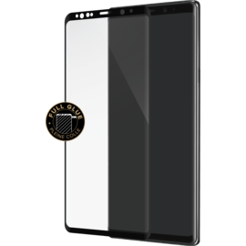 Elite Curved Edge-to-Edge Tempered Glass Screen Protector for Samsung Galaxy Note 9, Black