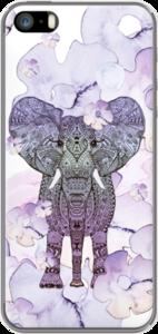 Case FLOWER ELEPHANT by Monika Strigel