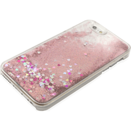 Bling Bling Glitter Case for Apple iPhone 6/6s, Pink Lady