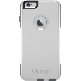 Case Otterbox Commuter series Case for Apple iPhone 6 Plus/6s Plus, White/Grey (US only)