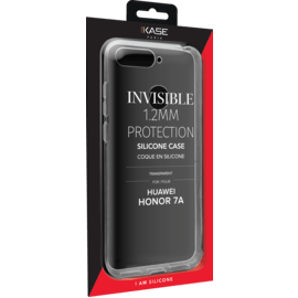 Invisible Slim Case for Huawei Honor 7A 1.2mm, Transparent