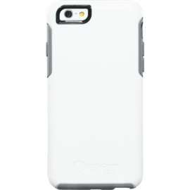 Case Otterbox Symmetry Series Case for Apple iPhone 6/6s, Glacier (White)