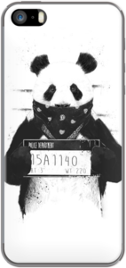 Case Bad panda by soltib