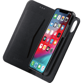 2-in-1 GEN 2.0 Magnetic Slim Wallet & Case for Apple iPhone XS Max, Black