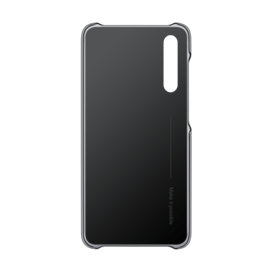 Color Case Black for Huawei P20 Pro