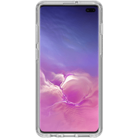 Otterbox Symmetry Clear Series Case for Samsung Galaxy S10+, Transparent