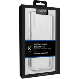 Invisible Hybrid Case for Samsung Galaxy A70 2019, Transparent