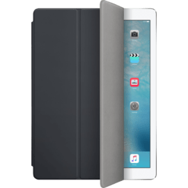 Case Smart Cover pour Apple 12.9-inch iPad Pro, Noir