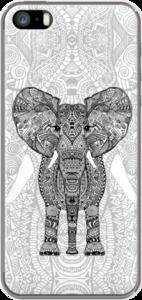 Case AZTEC ELEPHANT by Monika Strigel