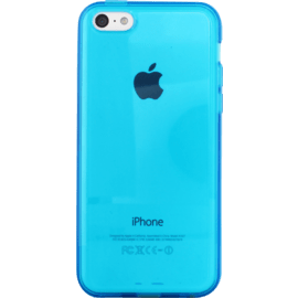Case Silicone Case for Apple iPhone 5c, Blue