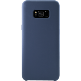 Soft Gel Silicone Case for Samsung Galaxy S8+, Marine Blue