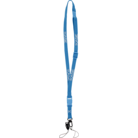 Case Lanyard for Smartphones, Sky Blue
