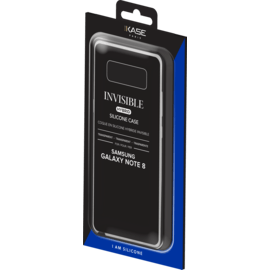 Coque Hybride Invisible pour Samsung Galaxy Note 8, Transparent
