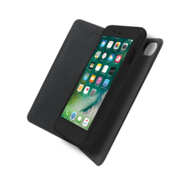 2-in-1 GEN 2.0 Magnetic Slim Wallet & Case for Apple iPhone 6 Plus/6s Plus/7 Plus/8 Plus, Black
