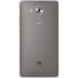 Silicone Case for Huawei Mate 8, Transparent
