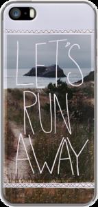Case Let's Run Away by Leah Flores