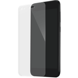 Full Coverage Tempered Glass Screen Protector for Huawei Y6 Pro (2017), Transparent