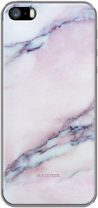 Case Pink Marble by Madotta