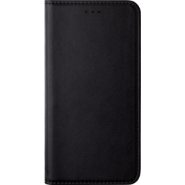 Folio Flip case with card slot & stand for Huawei Honor View 10, Black