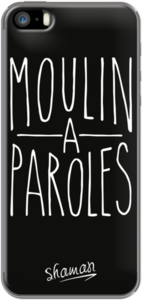 Case Coque ' Moulin à Paroles ' by Le Fabuleux Shaman