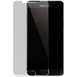 Case Tempered Glass Screen Protector for Samsung Galaxy A5(2016), Transparent