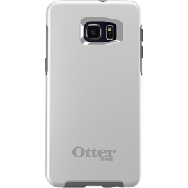 Case Otterbox Symmetry Series Case for Samsung Galaxy S6 Edge Plus, White