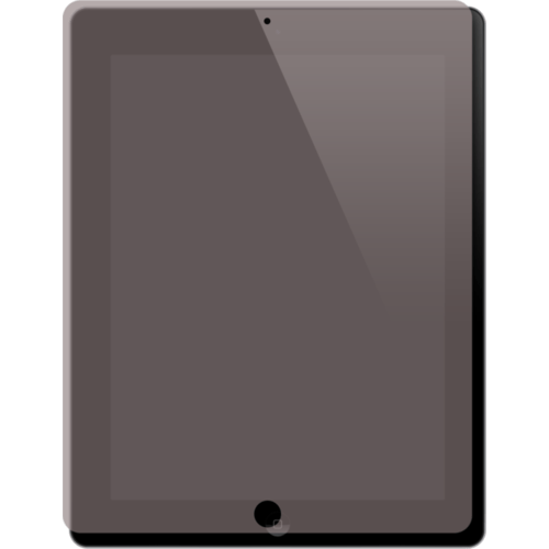 Case Screen Protector for Apple iPad 2/3/4, Matte