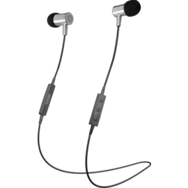 Magnetic Noise-isolating Wireless In-ear Headphone, Space Grey