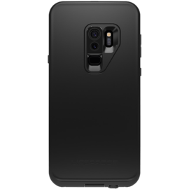 Lifeproof Fre Waterproof case for Samsung Galaxy S9+, Night Lite Black
